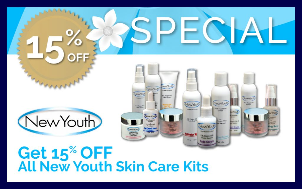 New Youth Skin Care Specials are amazing