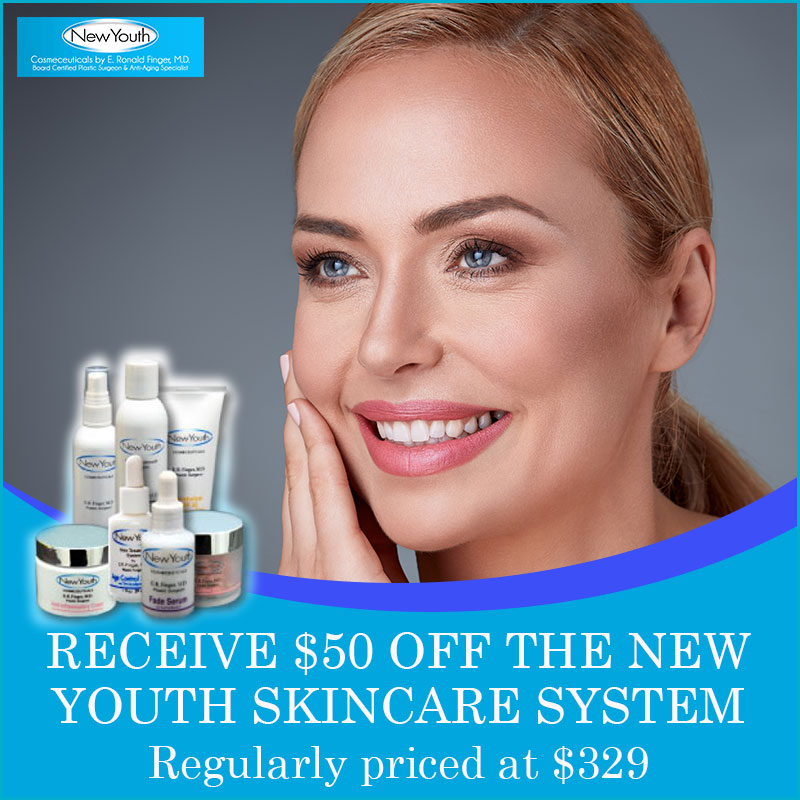 June Skin Care Specials New Youth Skin Care System