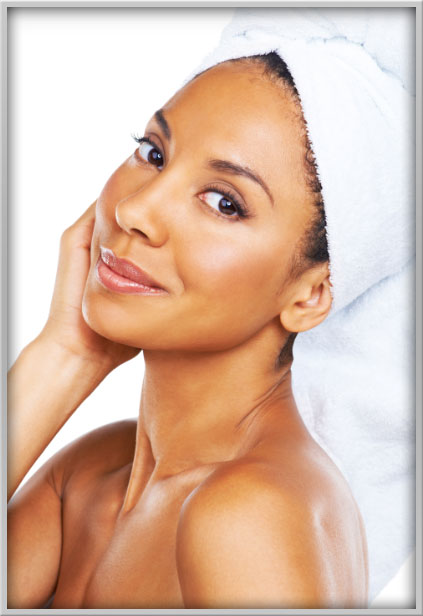 New Youth Skin Care is for all skin types and ethnicities!