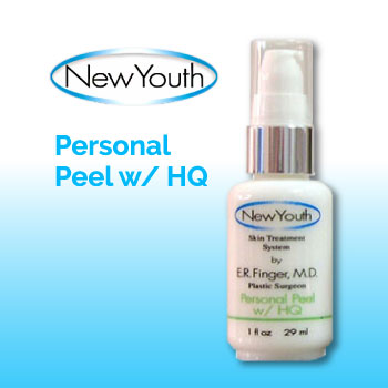 Personal Peel with HQ