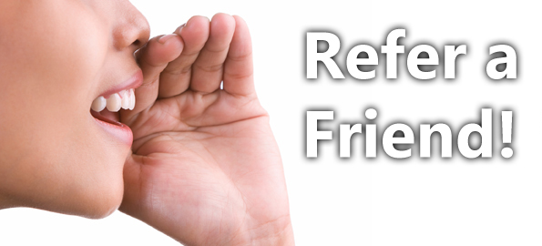 Refer A Friend New Youth Skin Care