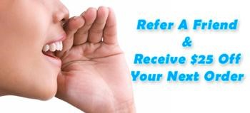 Refer A Friend- New Youth Skin Care FAqs