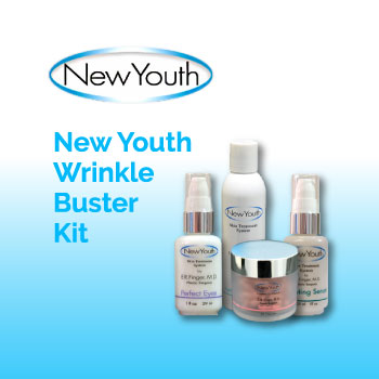 New Youth Wrinkle Buster Kit