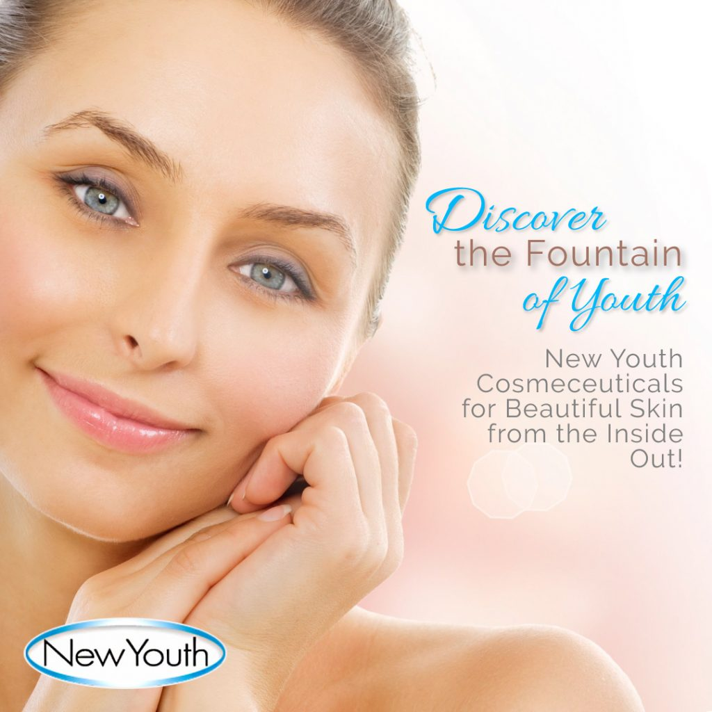VIEW OUR FIVE STAR REVIEWS REGISTER TO WIN NEW YOUTH SKIN CARE KIT REGISTER TO WIN TODAY