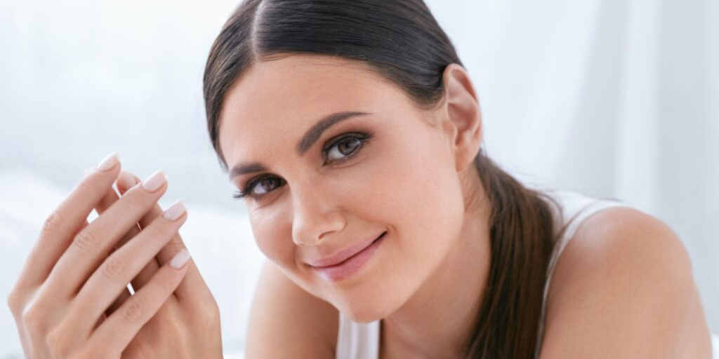 repairing the damaged skin Cells starts with Cosmeceutical Skin Products and Living a healthy lifestyle